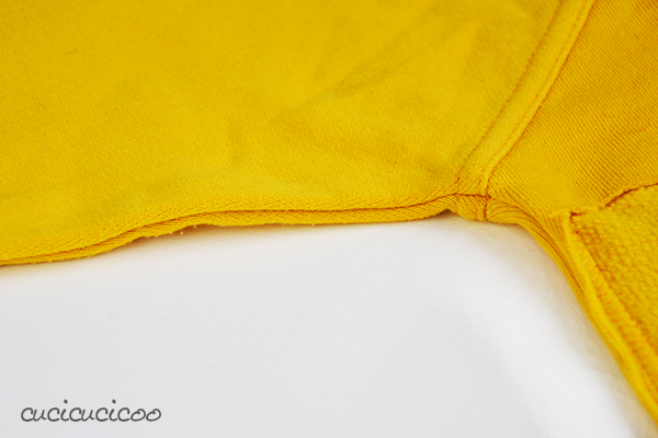 What a time-saver! Make pants for kids from sleeves! Refashion tutorial by www.cucicucicoo.com