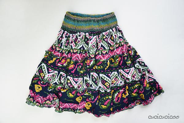 Impara a cucire un elastico in vita nel modo più semplice- senza coulisse e senza elastico attorcigliato! www.cucicucicoo.com