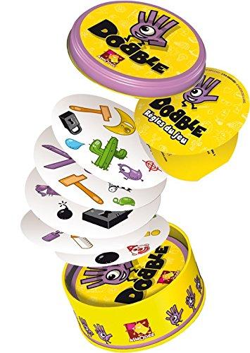 Dobble: i 17 giochi non elettronici MIGLIORI per i bambini piccoli che non sanno ancora leggere o contare. www.cucicucicoo.com