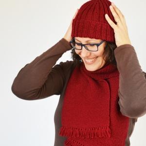 Come lavorare il cappello Exeter a maglia mi ha insegnato perché è importante fare errori, non solo per imparare ma anche per apprezzare l'imperfezione e l'atto di apprendimento.
