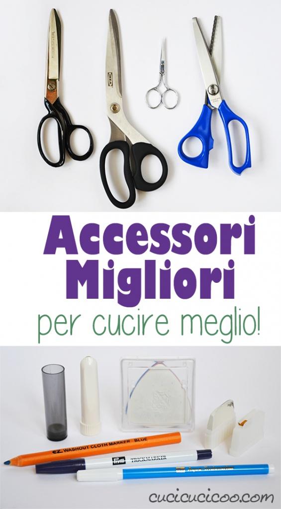 Il segreto per cucire meglio è sapere sia le tecniche che gli attrezzi giusti. Ecco gli accessori migliori per lavorare meglio con risultati più professionali! www.cucicucicoo.com