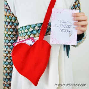 Reversible Valentine Bag 5