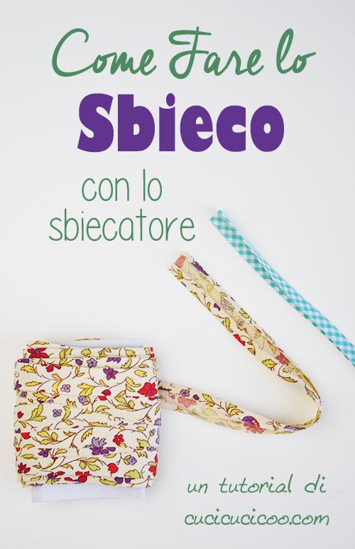 Impara a fare lo sbieco con la stoffa con l'aiuto dello sbiecatore! Bastano l'attrezzo e un ferro da stiro per creare il nastro in isbieco personalizzato!