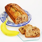 Use up Leftover Easter Chocolate: Chocolate Banana Bread