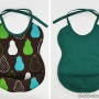 Super Bib Pack by Cucicucicoo Patterns_reversible bib