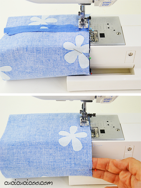 Learn what the free arm on your sewing machine is and how to use it when joining or hemming tubular pieces in garments and other sewn items! So useful!