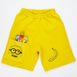 Refashioning for kids: turn old pants into shorts