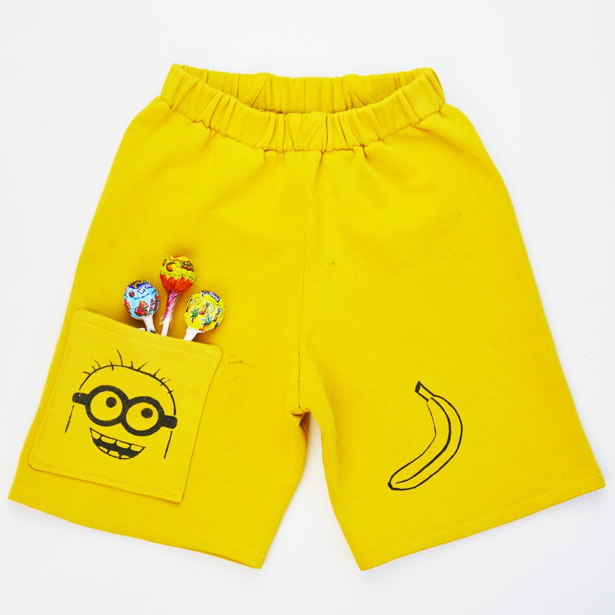 Refashion per bambini: come trasformare pantaloni in pantaloncini