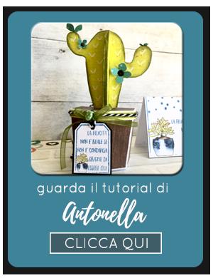 Festeggia gli eventi più importanti con questa bomboniera cactus in legno fatto a mano! C'è un template per la scatola portaconfetti a forma di vaso e il cactus, e anche biglietti di ringraziamento. Adorabile e semplice da creare!
