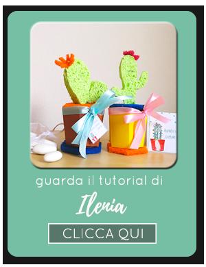 Festeggia gli eventi più importanti con questa bomboniera cactus in spugna fatto a mano! C'è un template per la scatola portaconfetti a forma di vaso e il cactus, e anche biglietti di ringraziamento. Adorabile e semplice da creare!