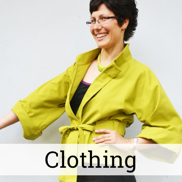 Amazing clothing sewing patterns and tutorials at Cucicucicoo.com !