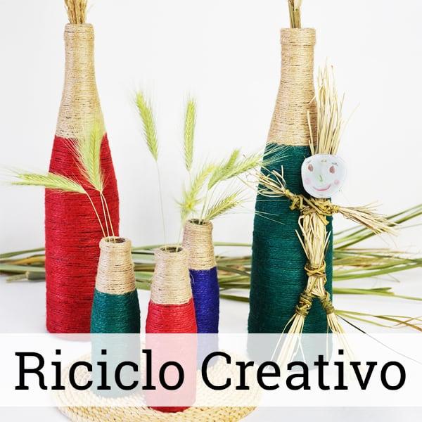 Tutti i tutorial di riciclo creativo di Cucicucicoo.com!