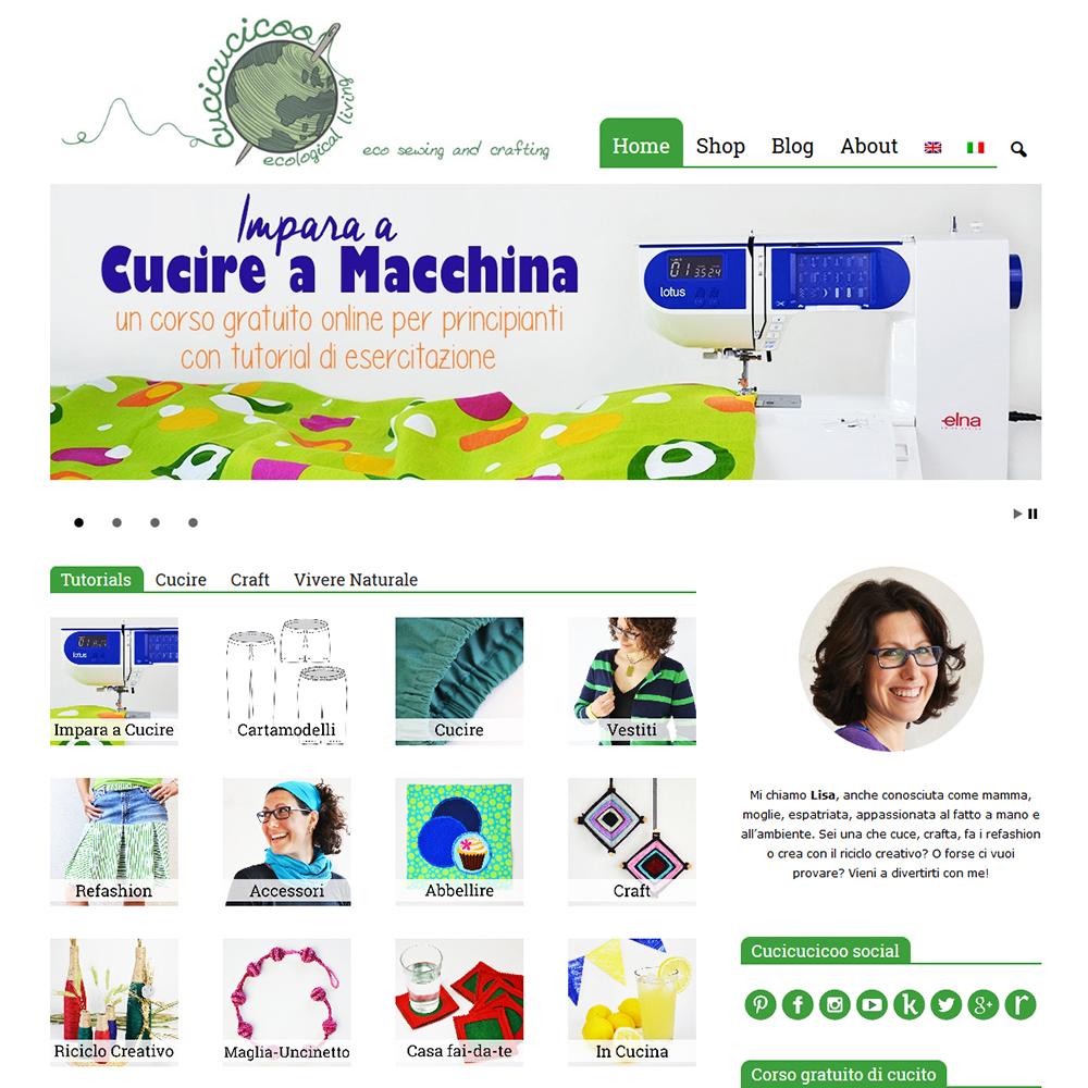 È tornato Cucicucicoo, il tuo sito di cucito e crafting preferito, con un nuovo design per poter meglio trovare tutti i tutorial e cartamodelli gratuiti, e anche il tanto amato corso gratis di cucito per principianti! Scoprilo oggi! www.cucicucicoo.com #cucito #cucire