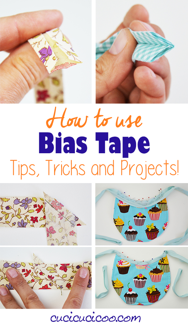 How to use bias tape: tips, tricks and projects