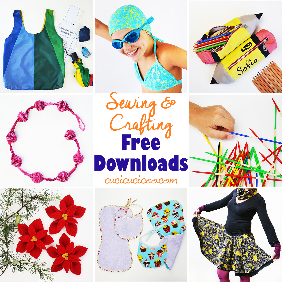 How to get free sewing patterns from Cucicucicoo! - Cucicucicoo