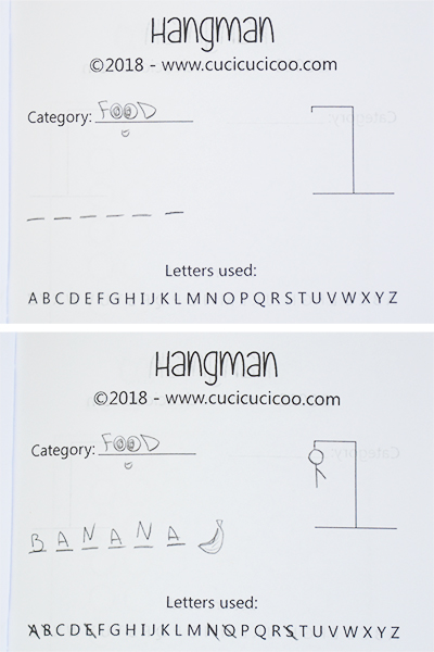graphic about Printable Hangman called Do it yourself Printable Generate Activity Guide for several hours of enjoyment! - Cucicucicoo