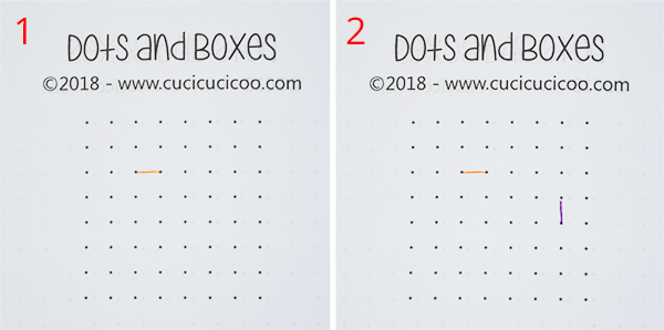 picture relating to Dots and Boxes Game Printable identified as Do it yourself Printable Push Activity E-book for several hours of pleasurable! - Cucicucicoo