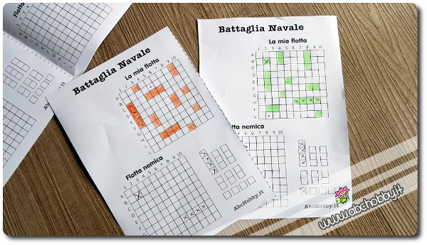 How to play Battleship with this printable game book! #battleship #travelgames