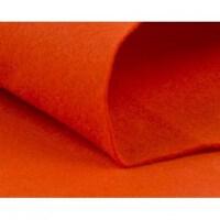 Feltro o pannolenci arancione