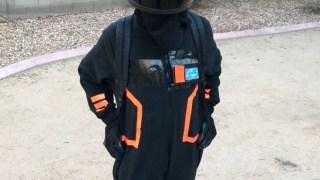 Homemade Fortnite Costume Idea