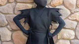 DIY Peter Pan's Shadow Costume