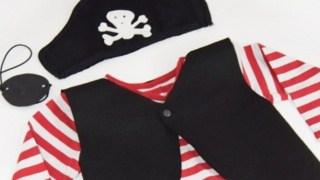 Diy Pirate Costume - Free Pattern