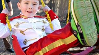 No-Sew Prince Charming Costume