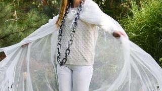 DIY Easy Ghost Costume for Teens
