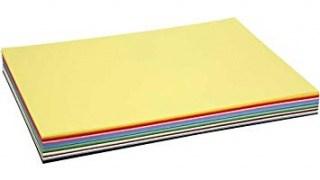 Cartoncino colorato A4