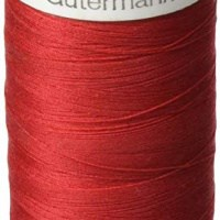 Gutermann 501-410 Sew-All Thread 547yd-Scarlet