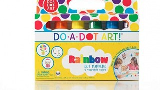 Do A Dot Art! Washable Paint Markers