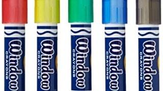 Crayola colori per i vetri