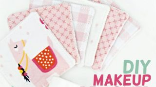 Easy Diy Makeup Remover Wipes