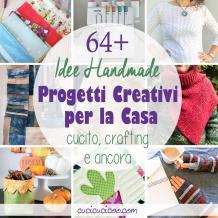 Prendi più di 64 progetti creativi per casa, cartamodelli per vestiti, e bonus esclusivi per solo 30¢ ciascuno con la raccolta Creative Home Projects Bundle! In più, un cartamodello gratuito quando acquisti ora! #cucire #casafaidate